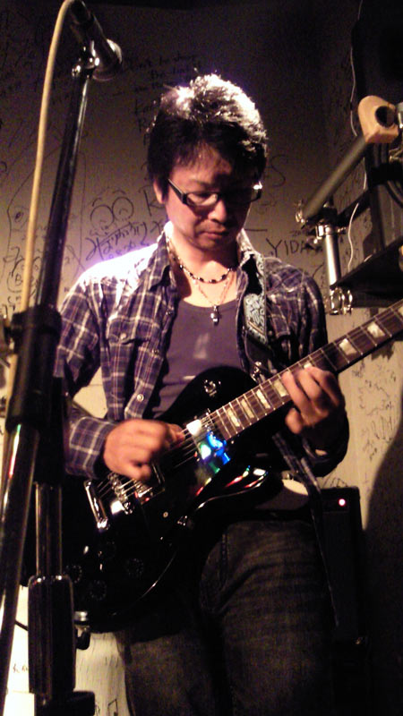 THINK BAND LIVE・・・