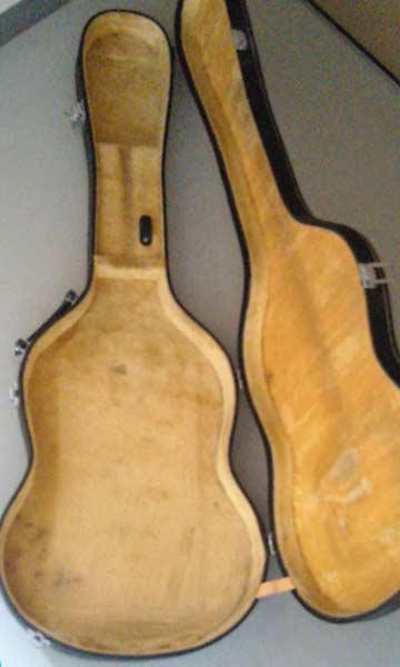 ギターケース・・・