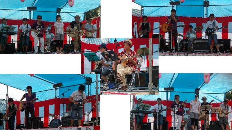 SBB SUMMER LIVE #4 終了・・・